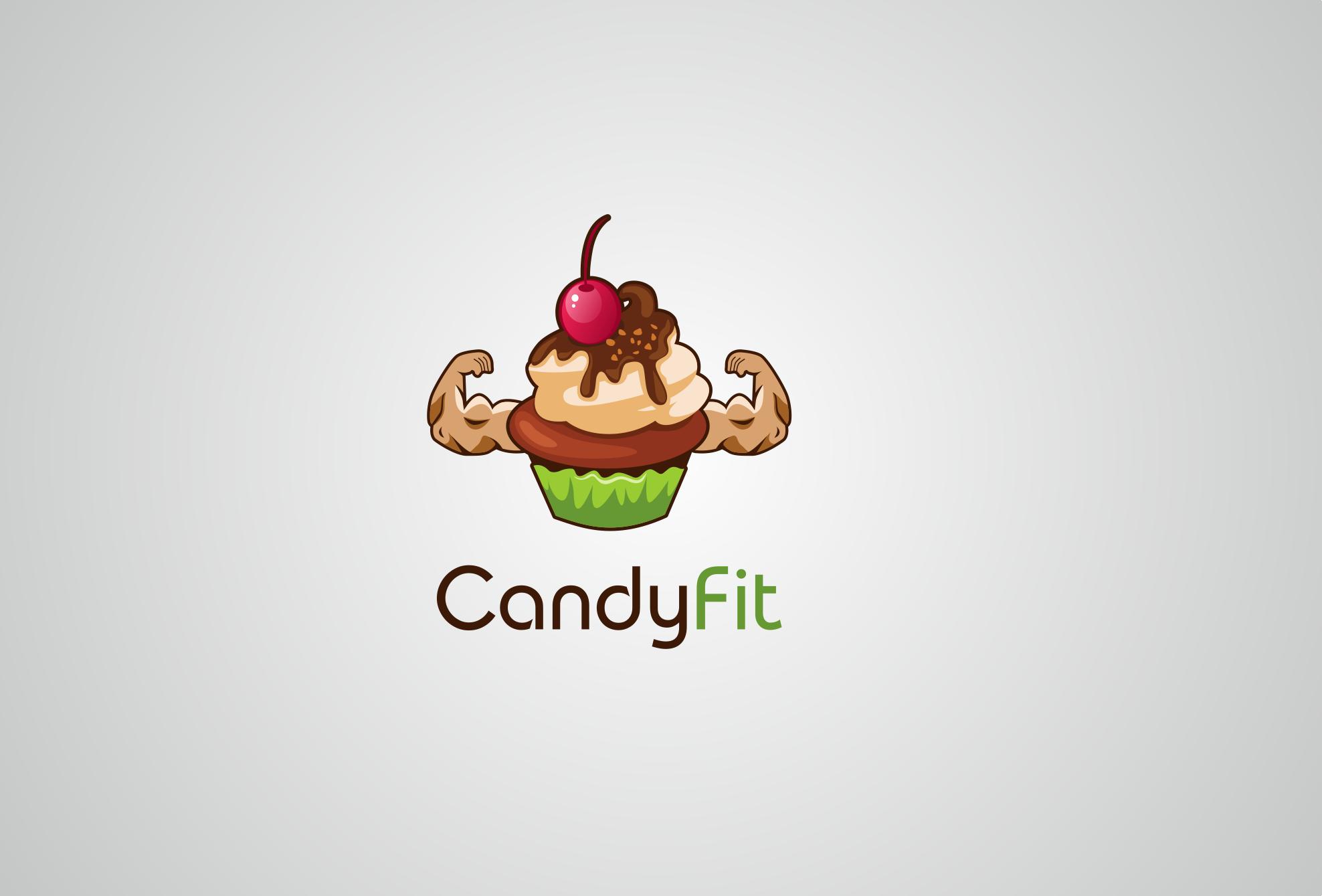 """Разработать логотип для """"CandyFit"""" фото f_42251e0629c66d5b.png"""