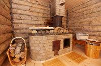 Лендинг - русская баня