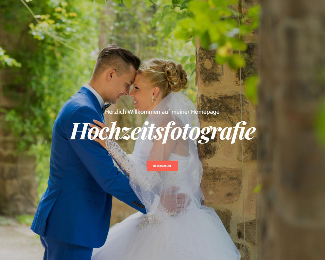 Портфолио свадебного фотографа (Германия)