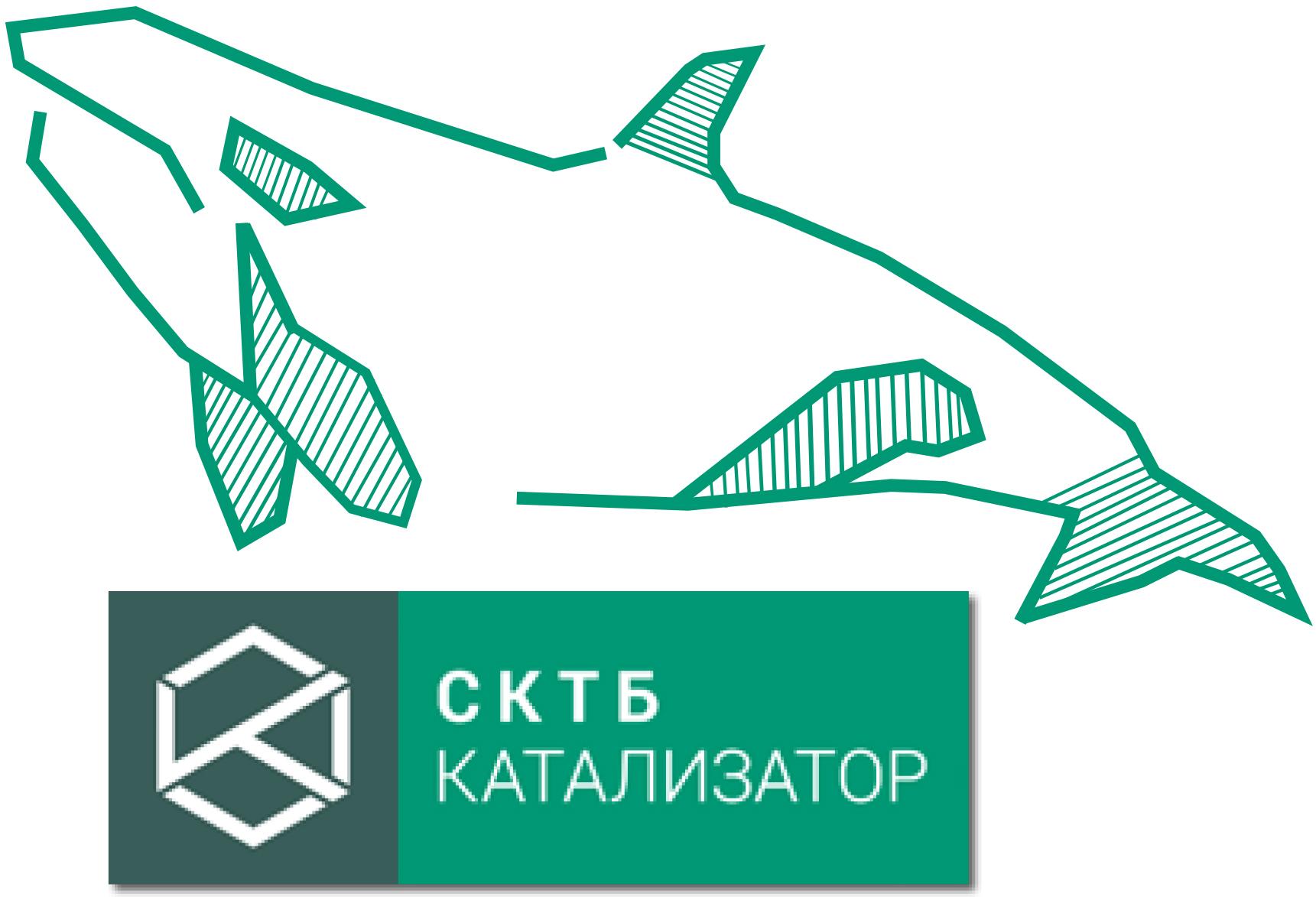 Разработка фирменного символа компании - касатки, НЕ ЛОГОТИП фото f_8205b02c0ff6afc0.jpg
