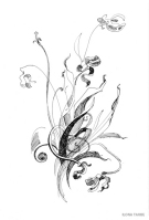 Умирающие тюльпаны
