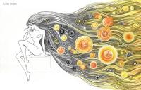 Иллюстрация к стихотворению Д. Федурина