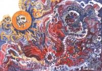 Иллюстрация к стихотворению А.С. Пушкина «Пророк»