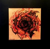 """Маленькая смерть"". В память о розе."