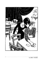 Иллюстрация для романа "Обмани свою смерть", Юрий Тар