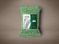 etiketka zeleno