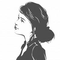 Девушка. Образ по референсу