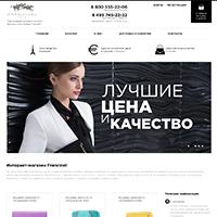 Интернет-магазин одежды Francinel