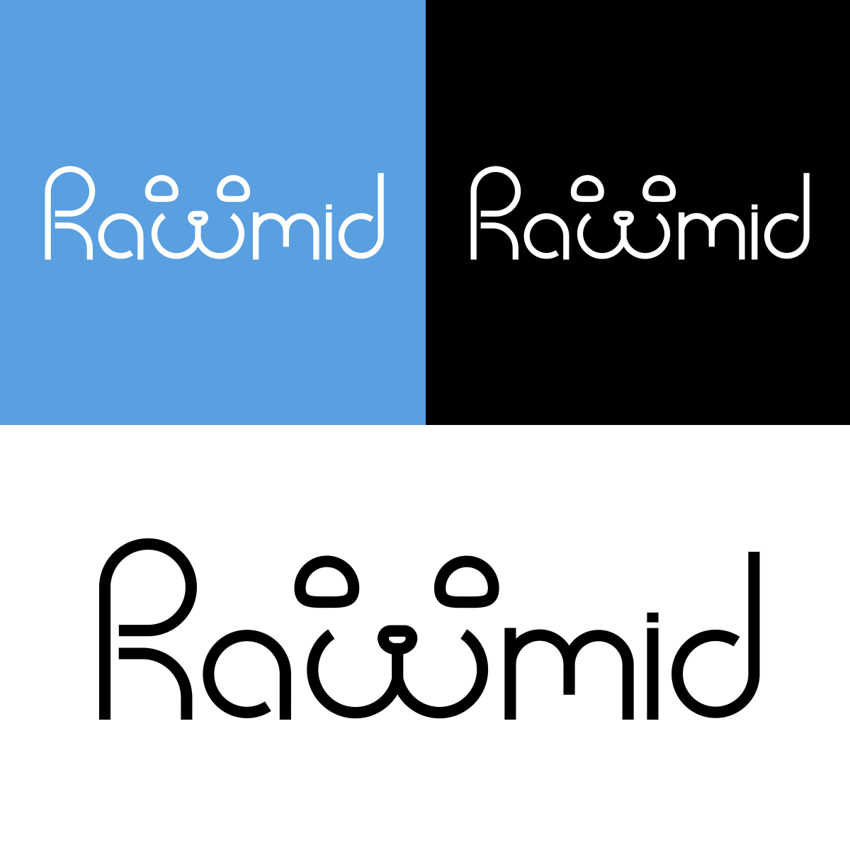 Логотип Rawmid