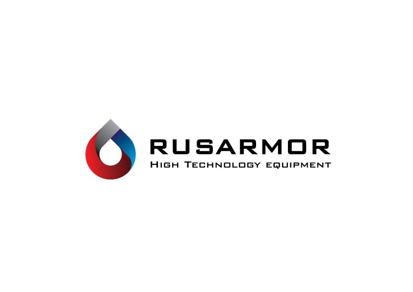 Разработка логотипа технологического стартапа РУСАРМОР фото f_4265a0957f94869b.jpg