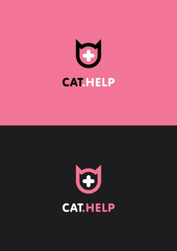 логотип для сайта и группы вк - cat.help фото f_63359dcc5800ad0f.jpg