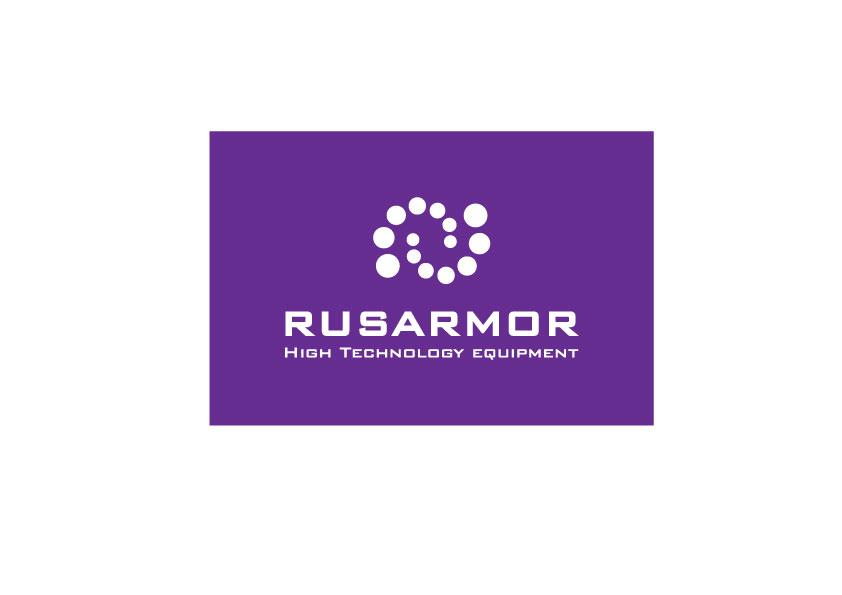 Разработка логотипа технологического стартапа РУСАРМОР фото f_6965a09acc52319f.jpg