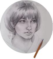 портрет с натуры