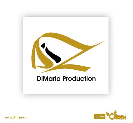 Разработка логотипа аранжировщика «DiMario»