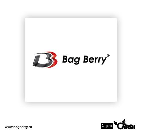 Разработка логотипа производителя «Bag Berry»