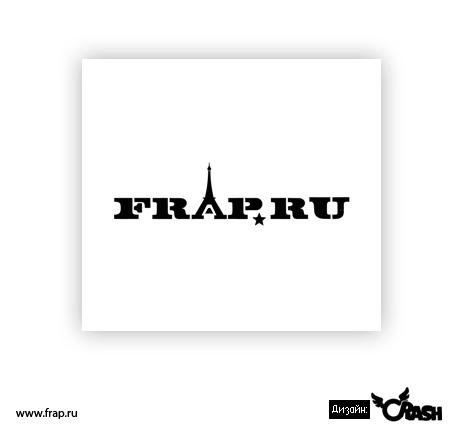 Разработка логотипа портала «FRap»