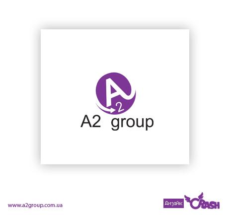 Разработка логотипа магазина «A2group»