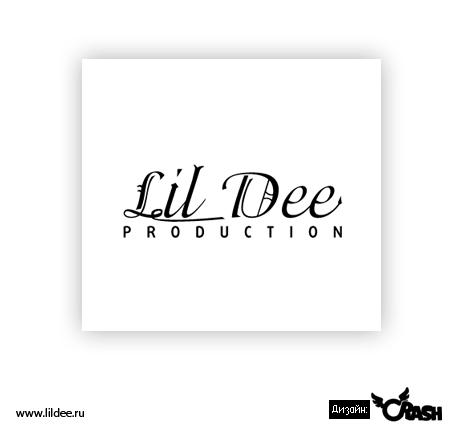 Разработка логотипа аранжировщика «LilDee»