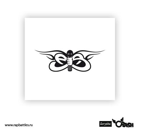 Разработка логотипа портала «RapBattles»