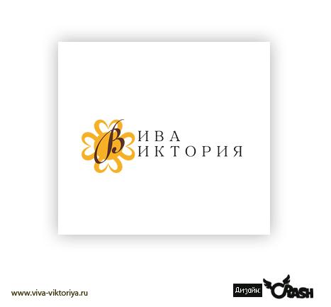 Разработка логотипа «Вива Виктория»