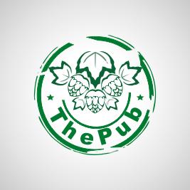 "Разработка логотипа торговой марки ""THEPUB"" фото f_46951def4e98d995.png"