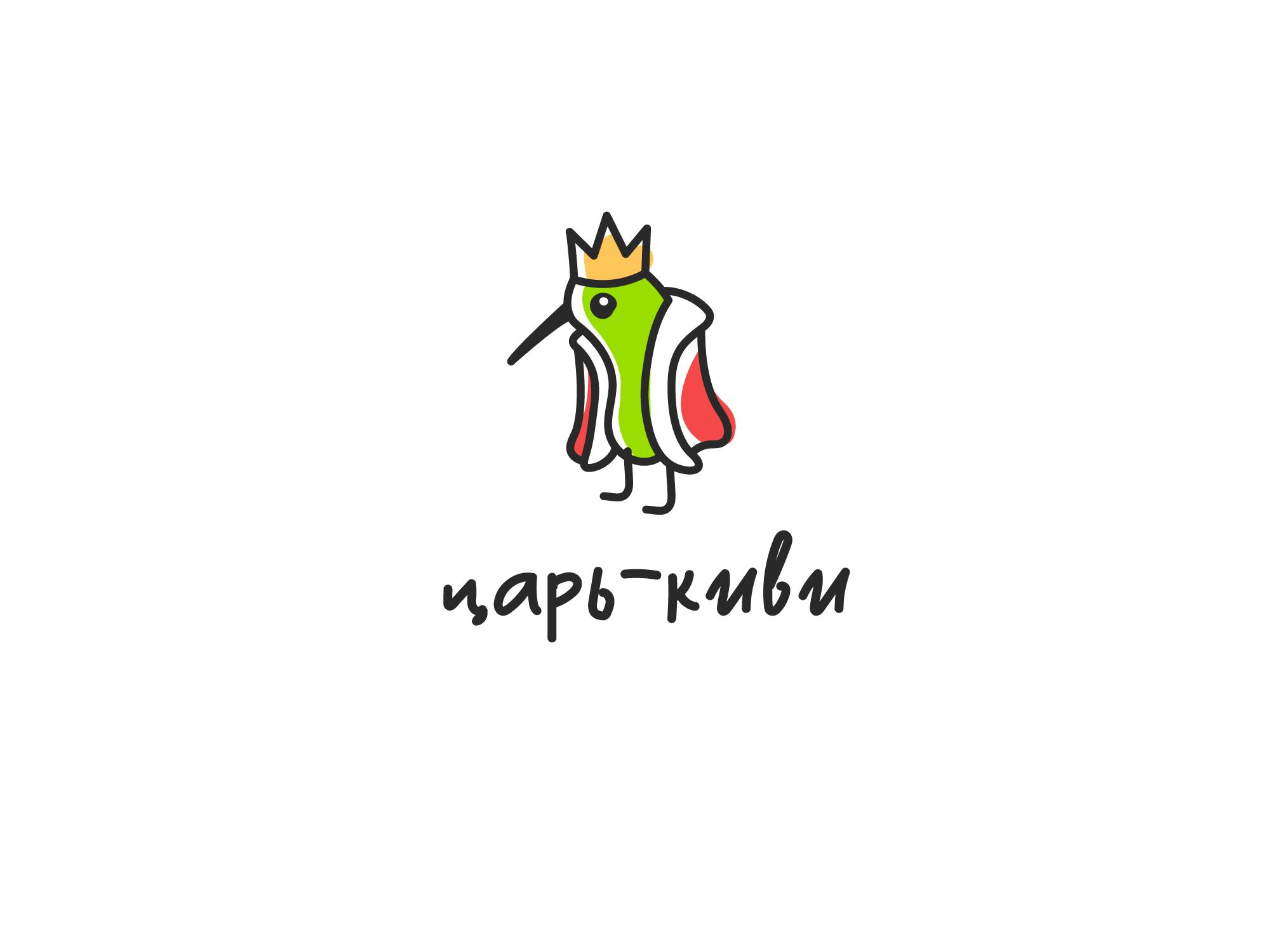 """Доработать дизайн логотипа кафе-кондитерской """"Царь-Киви"""" фото f_4155a030f28c37d2.jpg"""