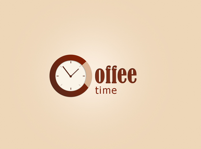 "Логотип для сети кофеен ""Coffee time"""
