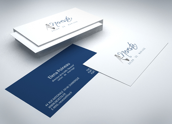 визитка директора свадебного салона