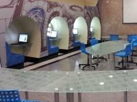 Интерьер технической библиотеки