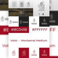 "Logo ""VOLOT"" 3 варианта: 2"