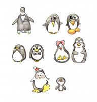 Пингвинчики #1