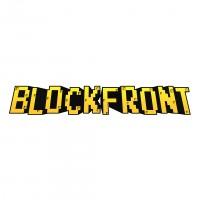 """Logo: """"blockfront"""""""