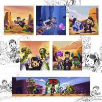 Иллюстрации на заказ