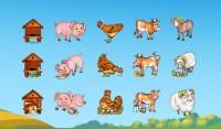 Животные для игры