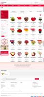 Цветочный интернет-магазин под ключ