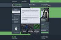 Редизайн сайта под ключ http://www.rk-reifen.ru/