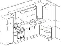 Кухонная мебель от РИМИ