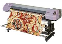 Печать на ткани методом сублимации