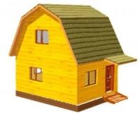«Деревбуд» - дом из бруса