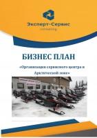 Инновационный проект по организации сервисного центра в Арктической зоне