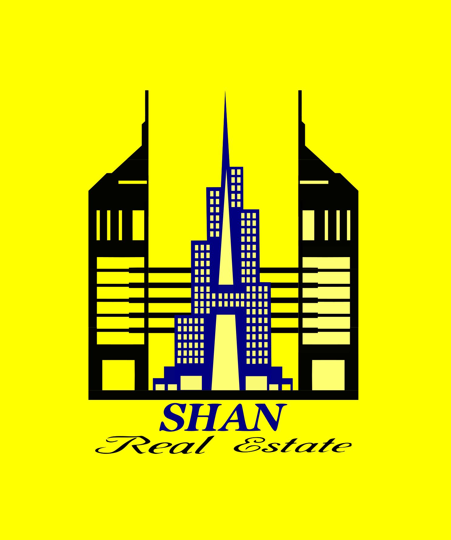 Логотип для агенство недвижемоти ШАН в Эмиратах. фото f_4245b77cce077e28.png