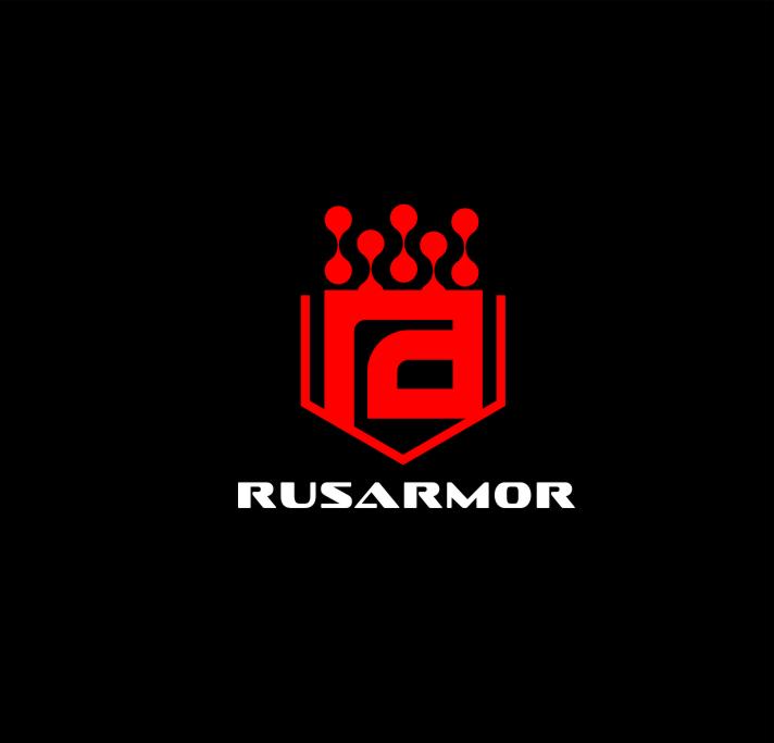 Разработка логотипа технологического стартапа РУСАРМОР фото f_1345a0837aa1b7af.jpg