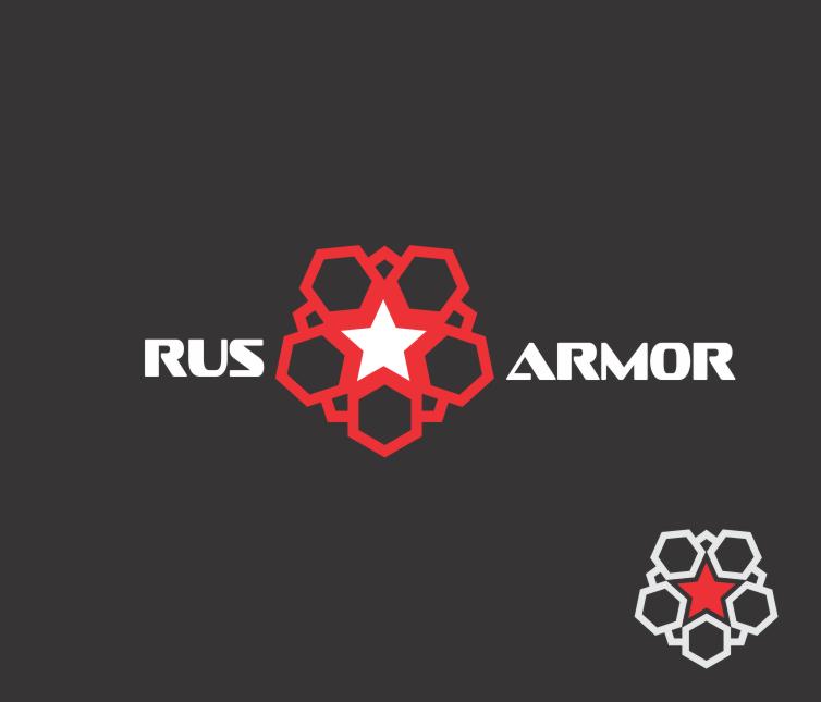 Разработка логотипа технологического стартапа РУСАРМОР фото f_2205a099844a7340.jpg