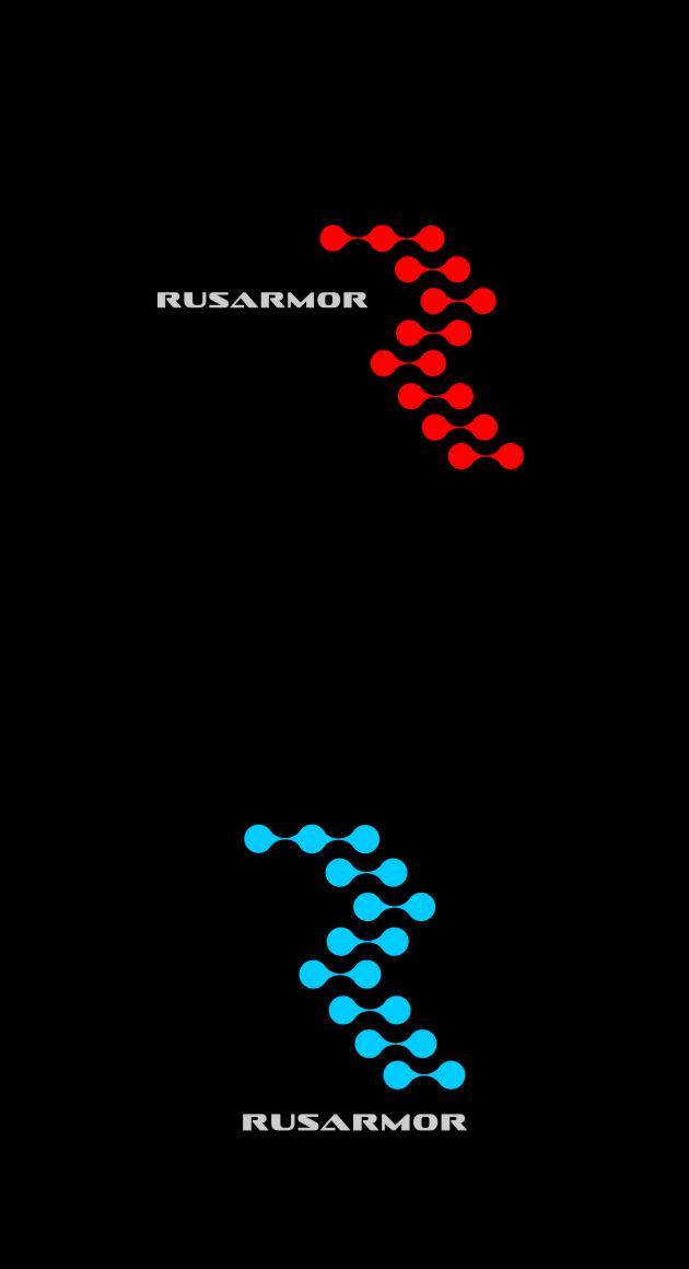 Разработка логотипа технологического стартапа РУСАРМОР фото f_2755a0857f93c21d.jpg