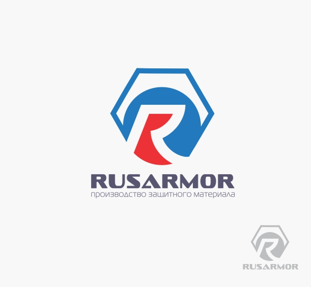Разработка логотипа технологического стартапа РУСАРМОР фото f_2865a0eb736eadb7.jpg