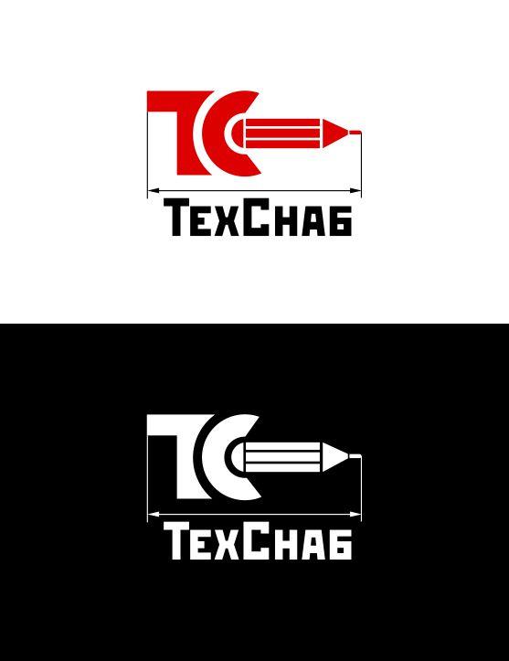 Разработка логотипа и фирм. стиля компании  ТЕХСНАБ фото f_4385b1e405d8a3b6.jpg