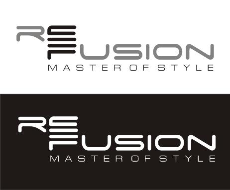 RE Fusion лого для стилиста