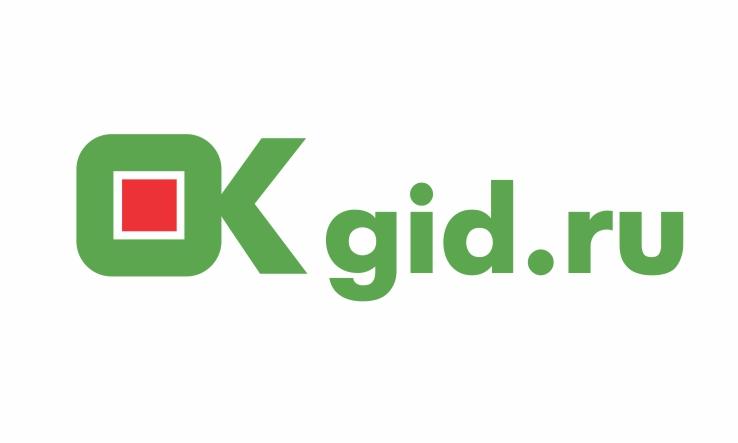 Логотип для сайта OKgid.ru фото f_60157c6755086562.jpg