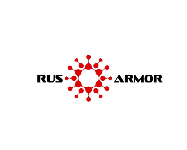Разработка логотипа технологического стартапа РУСАРМОР фото f_8675a0875ed31ce5.jpg