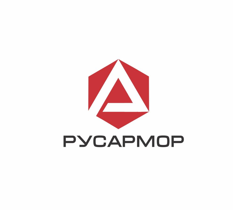 Разработка логотипа технологического стартапа РУСАРМОР фото f_9615a0f1c48e0069.jpg